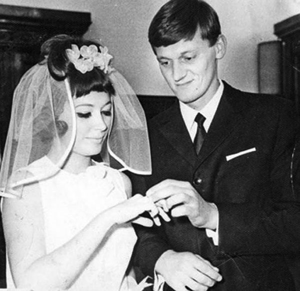 Свадьба Аллы Пугачёвой и Николаса Орбакаса