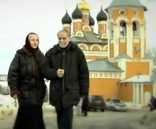 Владимир Заманский с женой