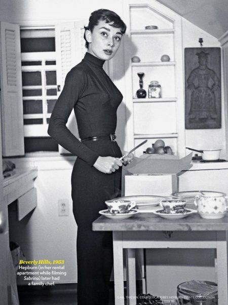 Одри Хепберн,