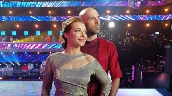 Евгений Папунаишвили и Екатерина Гусева