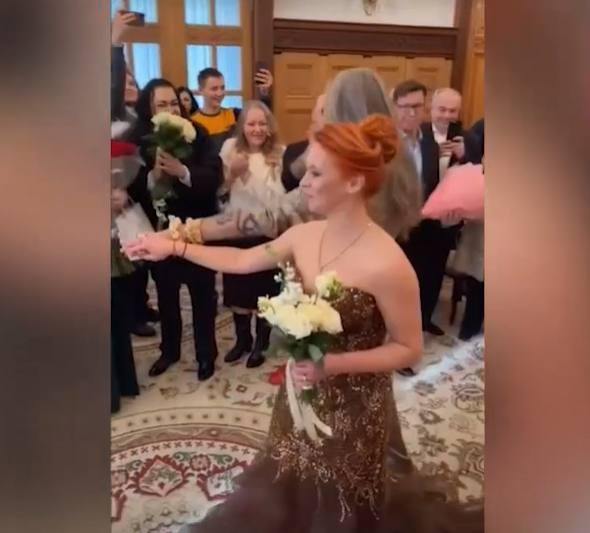 Никита Джигурда и Марина Анисина