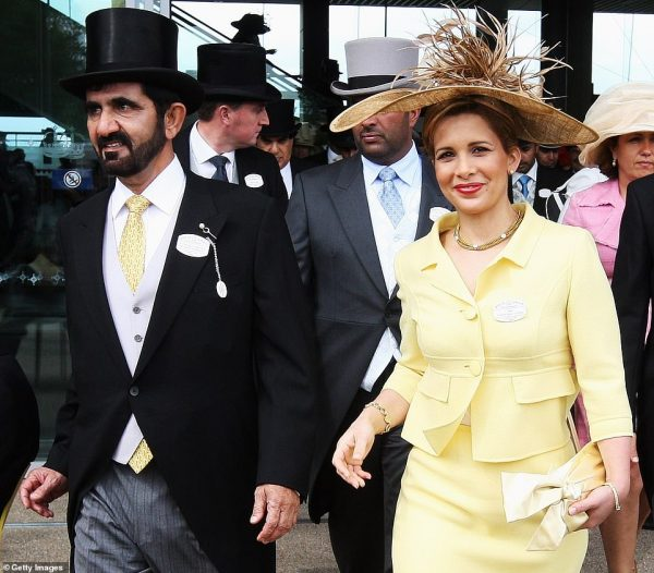 Королевская семья Дубая прокомментировала заявления принцессы Латифы, назвавшей себя заложницей