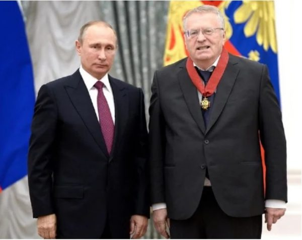 """""""И гинекологом можете работать"""" - Путин оценил возможности Жириновского"""