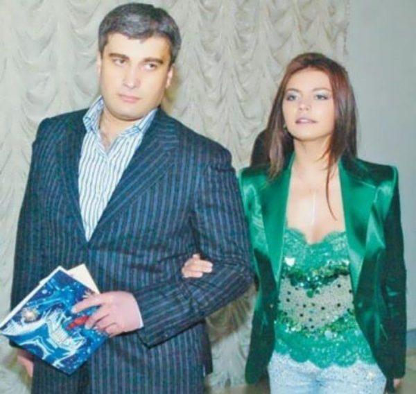 Алина Кабаева и Шалва Муселиани