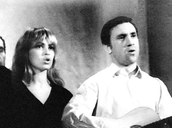 Татьяна Иваненко и Владимир Высоцкий