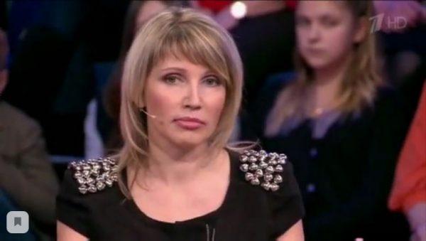 Сводная сестра Веры Брежневой Ольга
