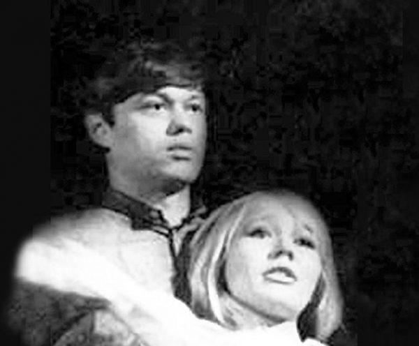Николай Караченцов и Светлана Савелова