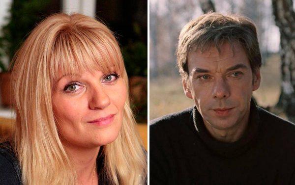 Анна Ардова и Алексей Баталов.