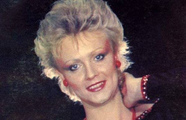 Анне Вески в 90-х
