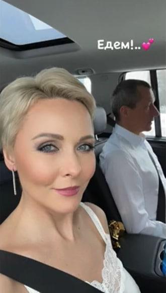 Фото со свадьбы Дарьи Поверенновой.