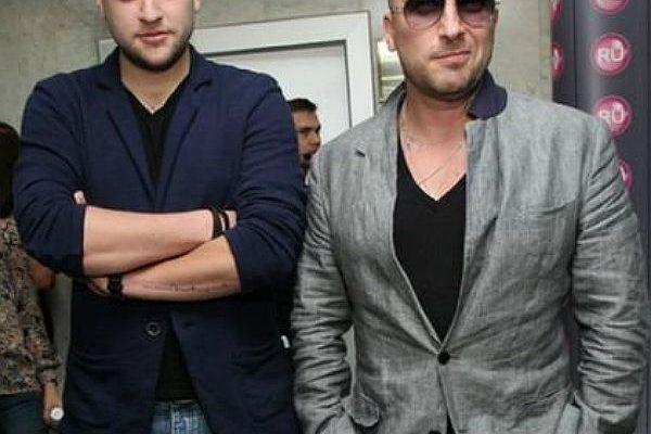 Дмитрий Нагиев с сыном