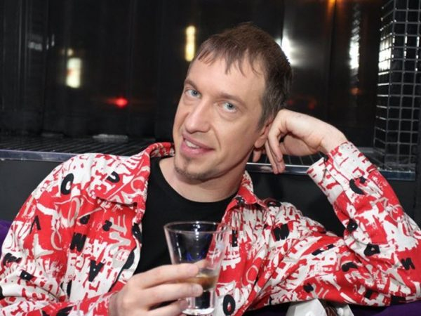 Сергей Соседов,