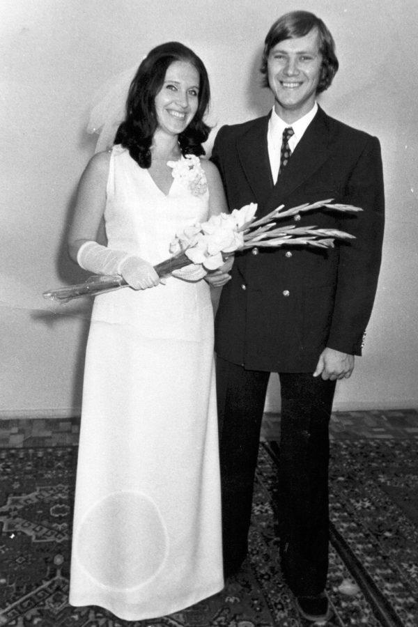 Свадьба Бабкиной и Заседателева
