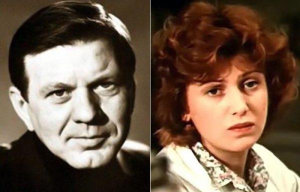 Борис Сморчков и Анна Варпаховская.