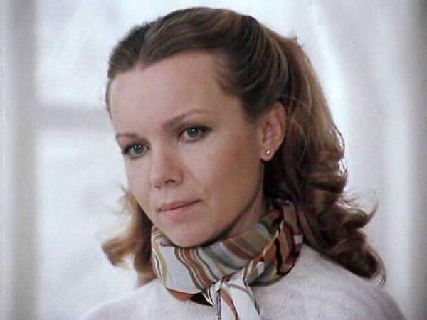 Валентина Теличкина в молодости