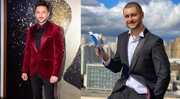 Сергей Лазарев и Давид Манукян