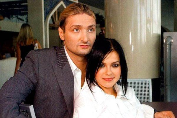 Елена Темникова и Эдгард Запашный.