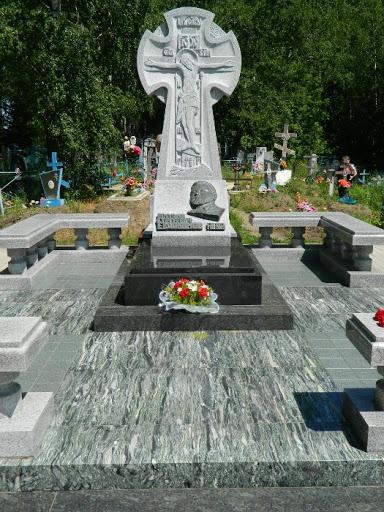 Могила Михаила Евдокимова