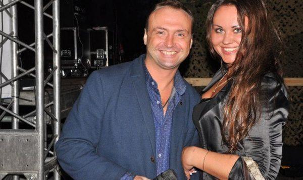 Марк Горонок с супругой Анной