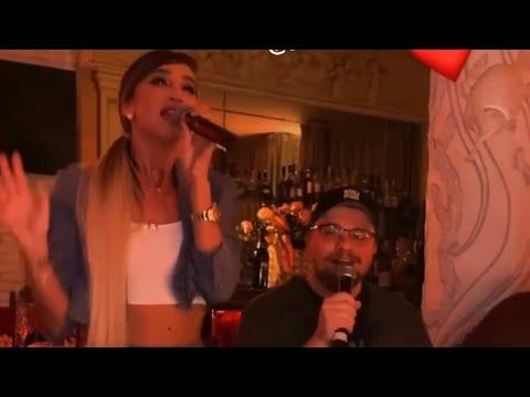 Ольга Бузова поёт вживую