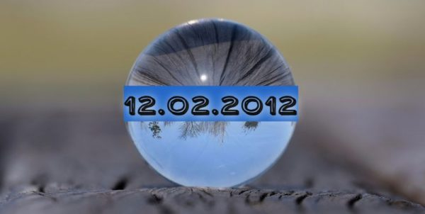 Зеркальная дата