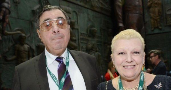 Михаил Цивин и Наталья Дрожжина