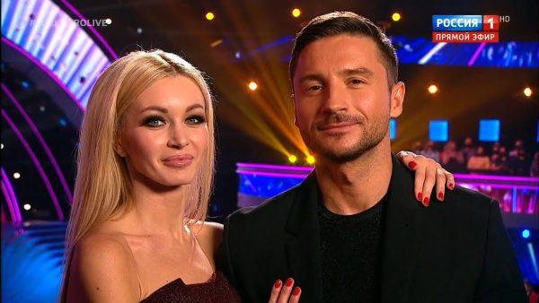 Сергей Лазарев и Екатерина Осипова,