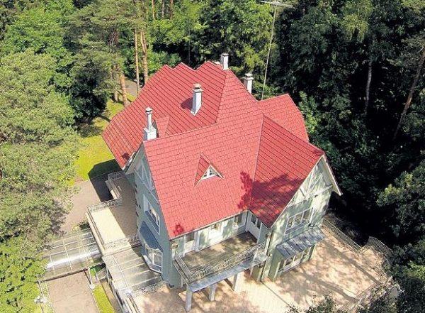 Старый дом Филиппа Киркорова