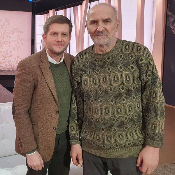 Борис Корчевников и Пётр Мамонов