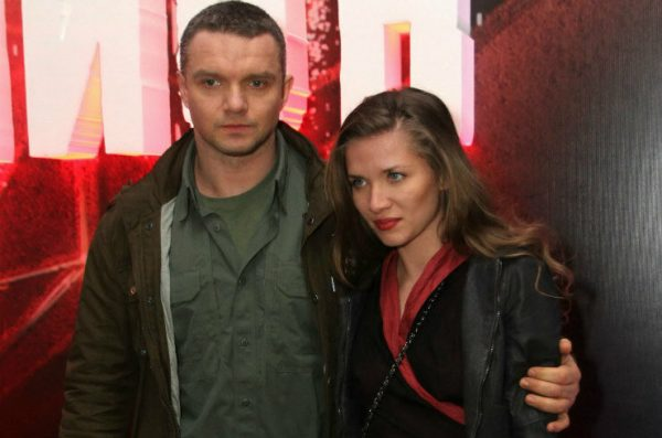 Анастасия Веденская и Владимир Епифанцев