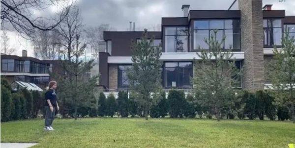 Новый дом Юлии Барановской
