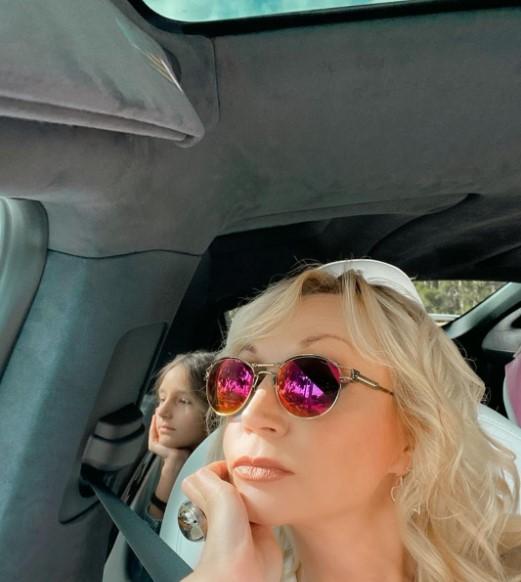 Дочь Кристины Орбакайте - настоящая копия мамы