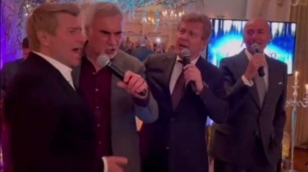 Басков, Меладзе, Лещенко. Крутой