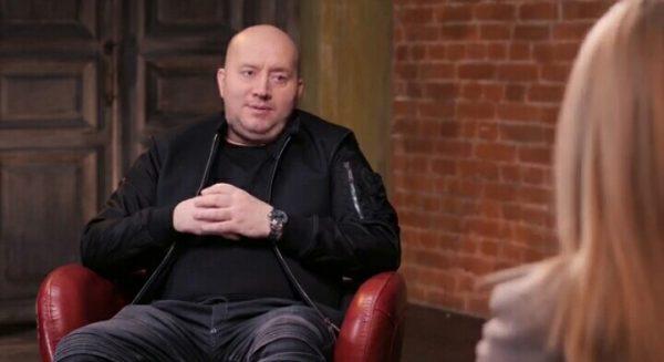 Сергей Бурунов на интервью