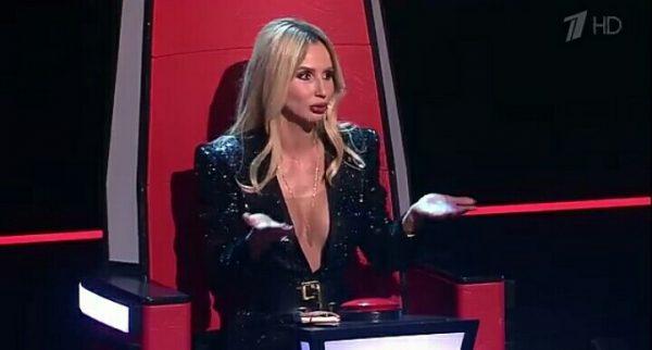 Светлана Лобода на шоу «Голос. Дети»