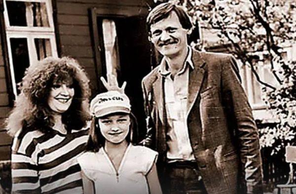Семья Пугачёвой до развода