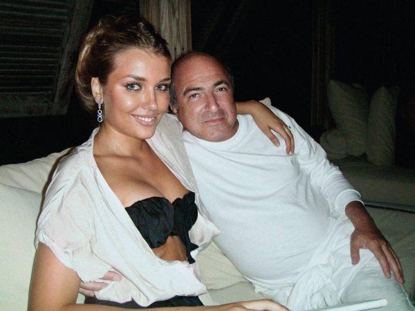 Борис Березовский и Дарья Коновалова