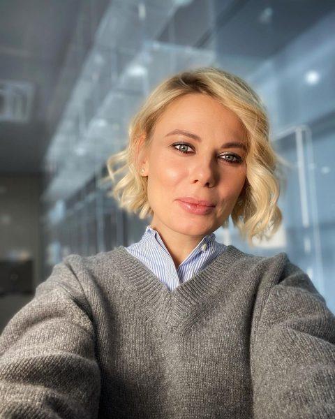Невеста Дмитрия Шепелева Екатерина