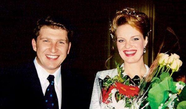 Свадьба Ольги Копосовой