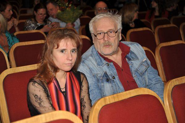 Борис Невзоров с Еленой Хрипуновой