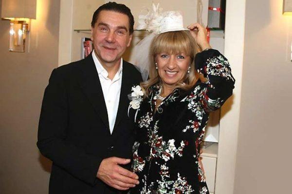 Серебрянная свадьба Сергея Маковецкого