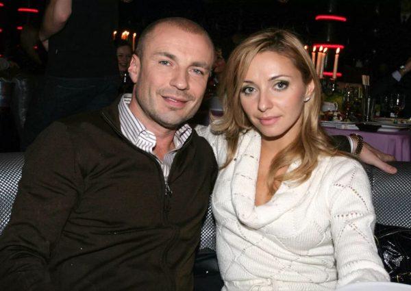 Александр Жулин и Татьяна Навка.