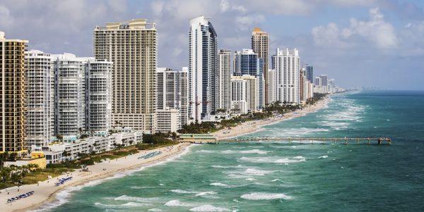 Район в Майами, где живёт Николаев
