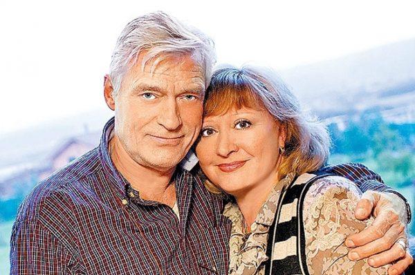 Татьяна Бронзова и Борис Щербаков