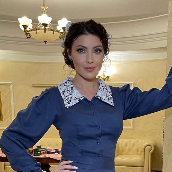 Анастасия Макеева,