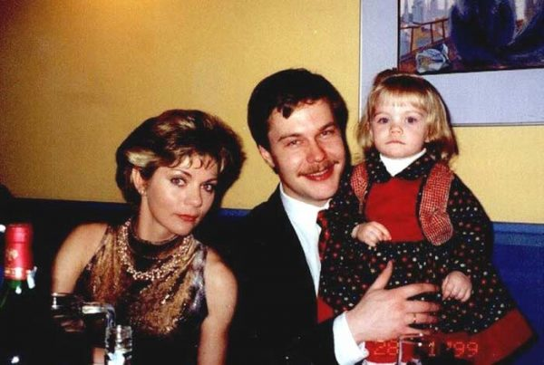 Наталья Гусева семейное фото
