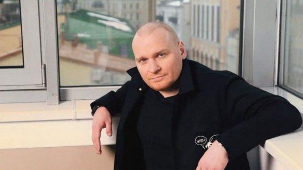 Сергей Сафронов лысый