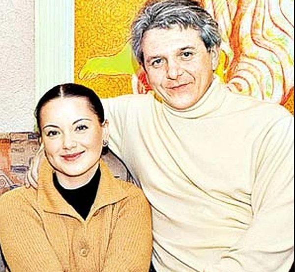 Будина с мужем