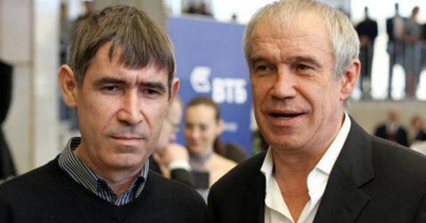 Сергей и Роман Гармаш