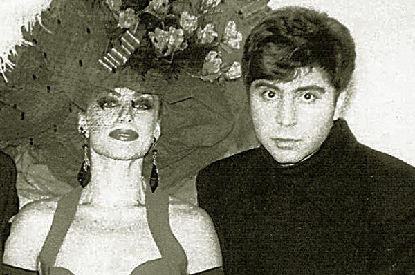Понаровская и Павлиашвили